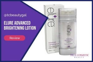 Elure Advanced Brightening Lotion | Product Info & Reviews