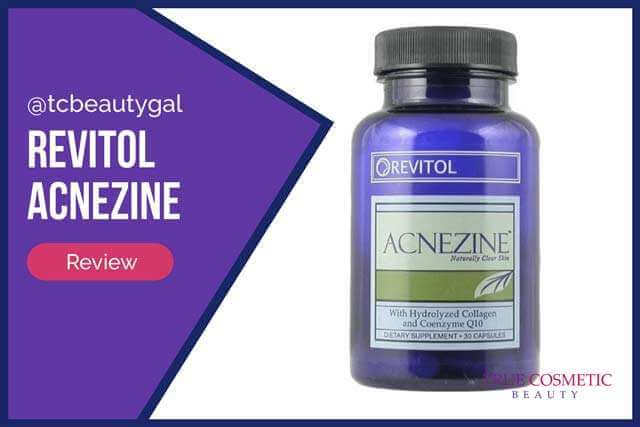 Revitol Acnezine Detailed Review Ingredient Information