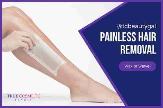 Painless Hair Removal