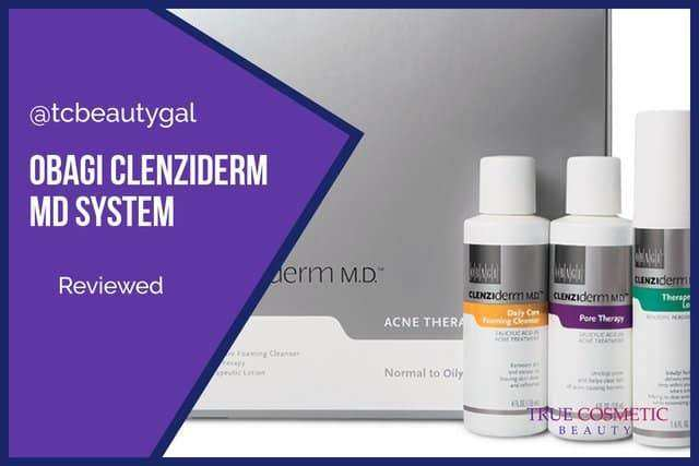 Obagi CLENZIderm MD System Review