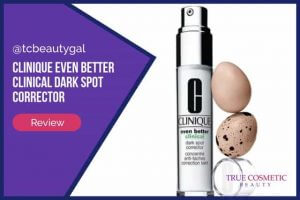 Clinique Even Better Dark Spot Corrector