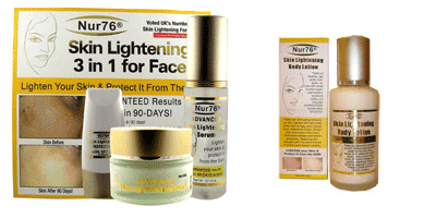 Nur76 Skin Lightener