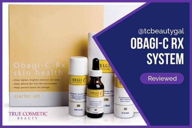 Obagi-C Rx System Review
