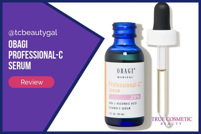 Obagi Professional-C Serum Review