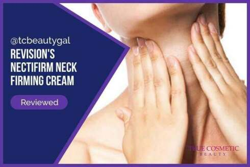 Nectifirm Review | Full Analysis of Revision's Neck Cream
